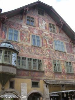 Haus zum Rittter, 1492