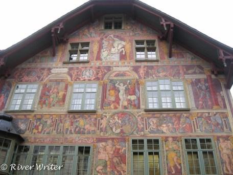 Haus zum Ritter, 1492.