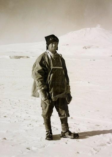 -captain-scott-february-1911 mt erebus