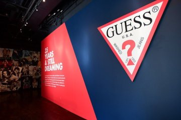 GUESS Celebrates 35 Years with Opening of Exhibition at the FIDM Museum & Galleries