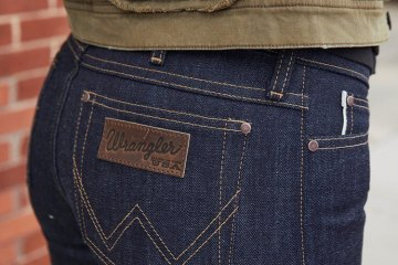 Wrangler x White Oak Mill