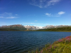 More views of  Alaskan paradise