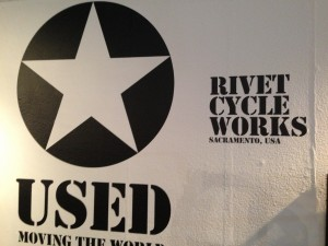 USED-HQ. Rivet's German distributor