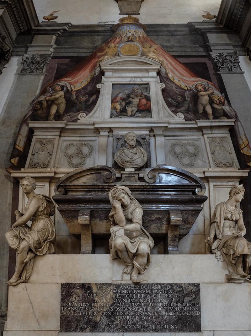 Michelangelo_tomb