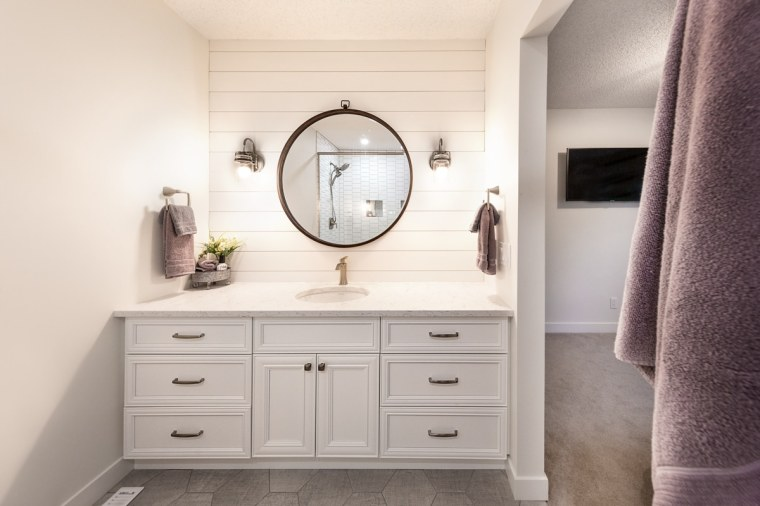 master ensuite renovation sherwood park
