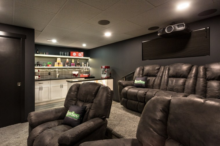 Edmonton sherwood park theatre room design and construction seating jigarbov