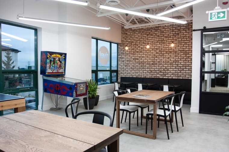 Rivet Cowork Space in Sherwood Park
