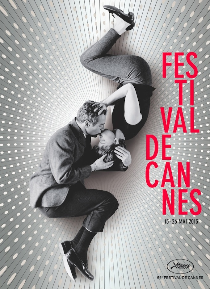 The official 2013 Festival de Cannes poster