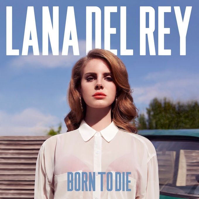 Lana Del Rey 'Born To Die' album cover