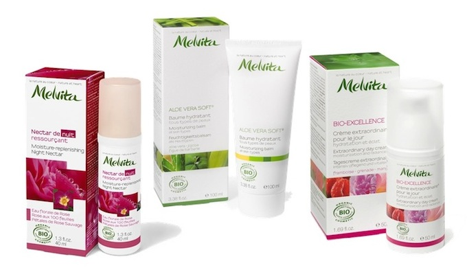Organic products by Melvita