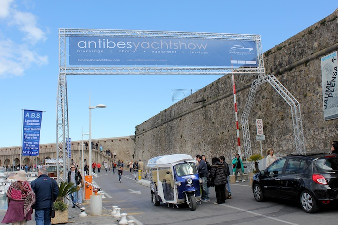 The 2013 Antibes Yacht Show