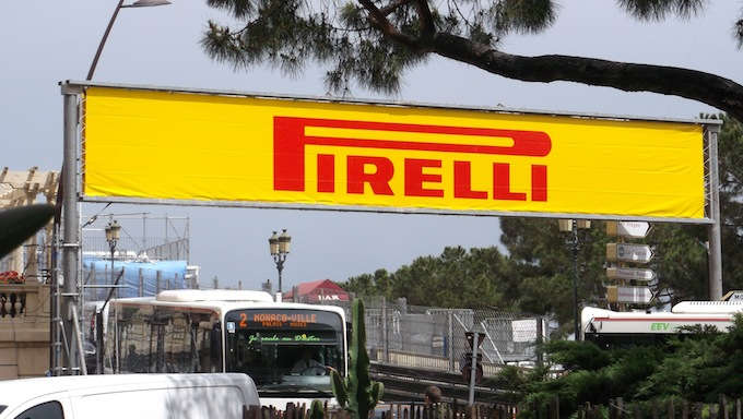 Controversy with Pirelli tyres at Monaco Gp 2013?
