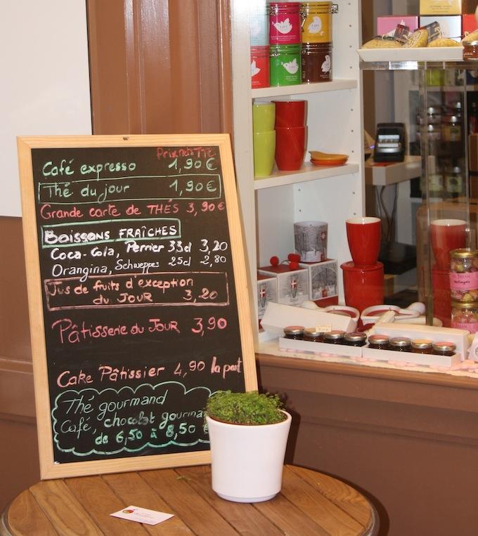 Les Causeries de Blandine in Vieux Nice