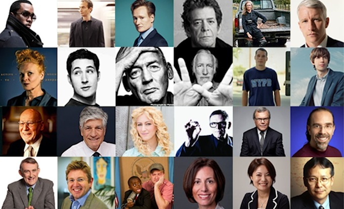 An impressive line-up of speakers at this year's Cannes Lions Festival