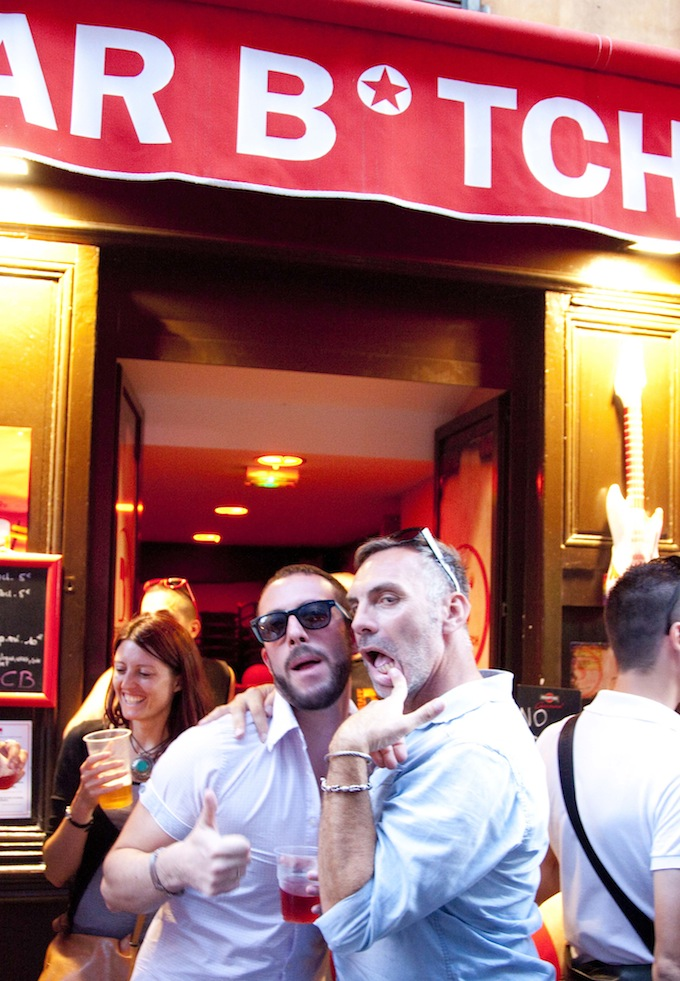 Le Butch Bar in Vieux Nice
