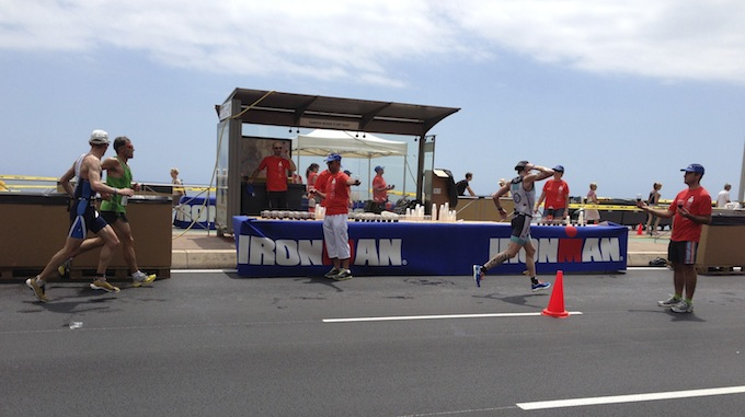 Ironman® France watering station