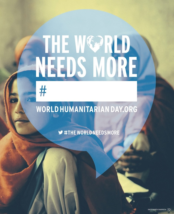 World Humanitarian Day 2013