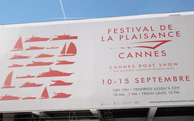 Cannes Festival de la Plaisance 2013