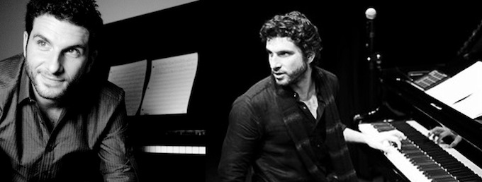 Pianist Romain Collin from Antibes