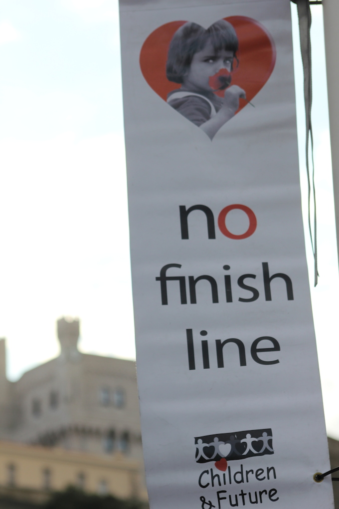 No Finish Line 2013 in Monaco