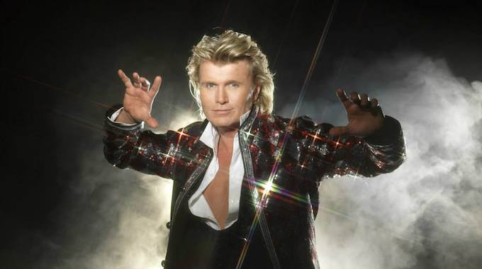 Magician Hans Klok - photo © Govert de Roos