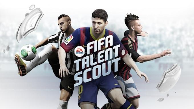 EA Talent Scout FIFA 14