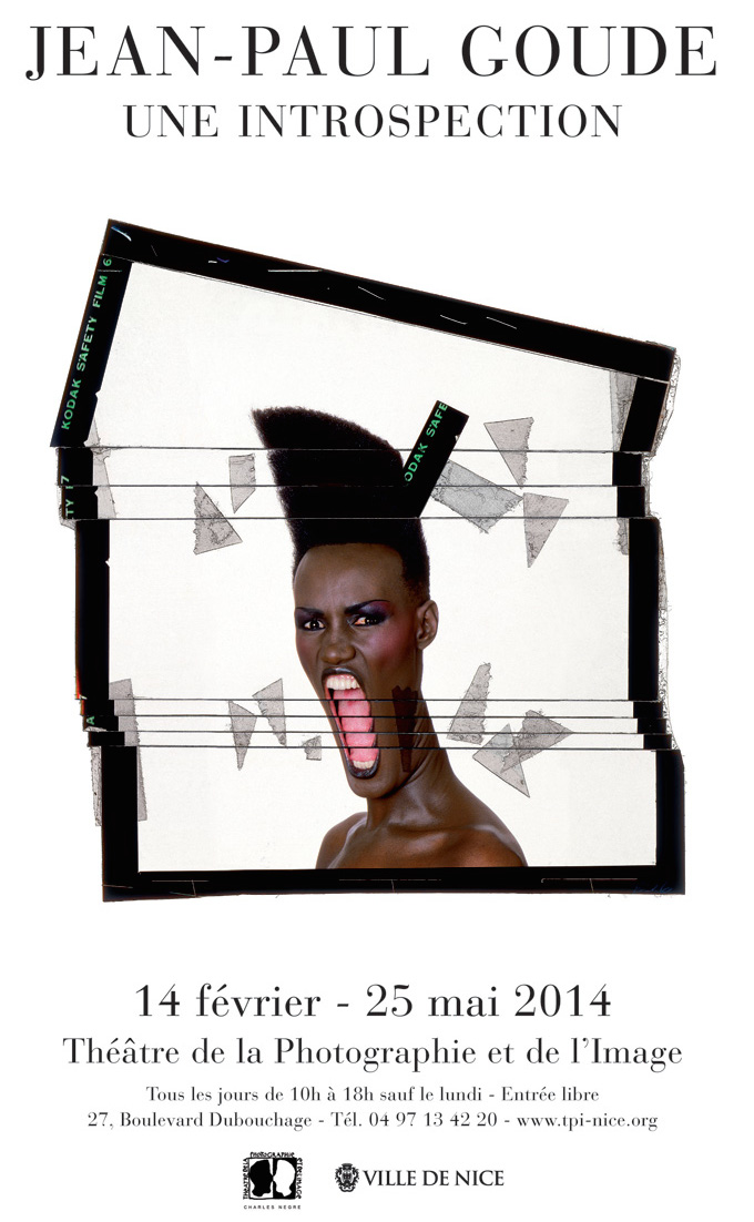 Jean-Paul Goude exhibition in Nice