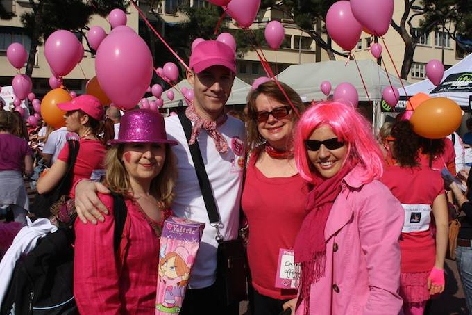 Pink Ribbon Walk 2014