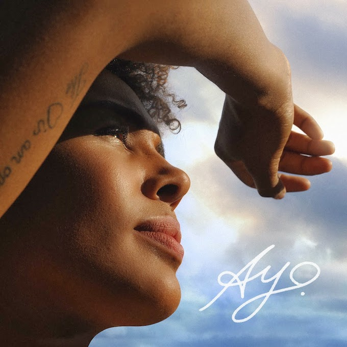 Ticket to the World by Ayo album cover