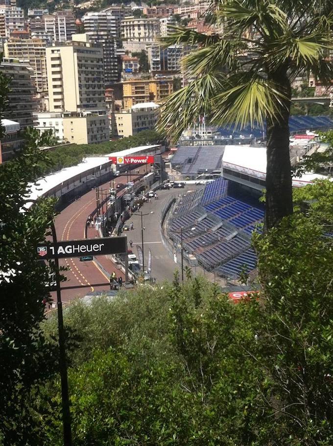 Monaco F1 GP 2014