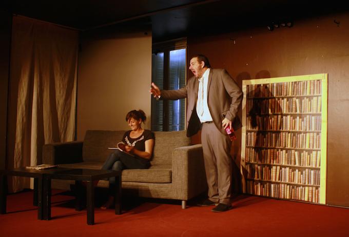 La Verité directed by Anne-Sophie Tiezzi in Cagnes-sur-Mer