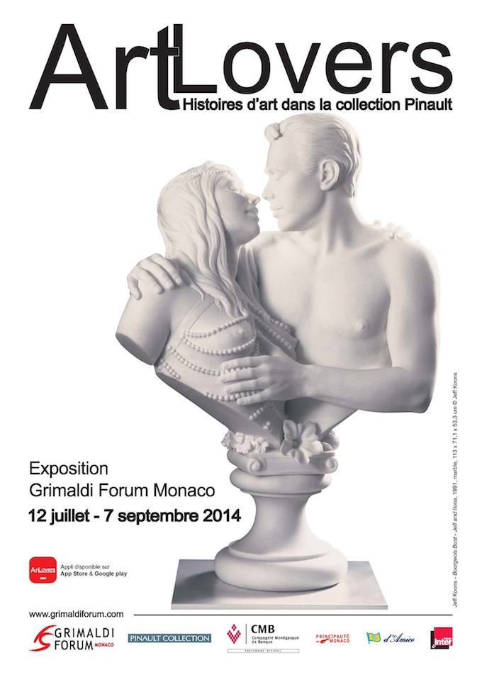 ArtLovers Exhibition at the Grimaldi Forum in Monaco