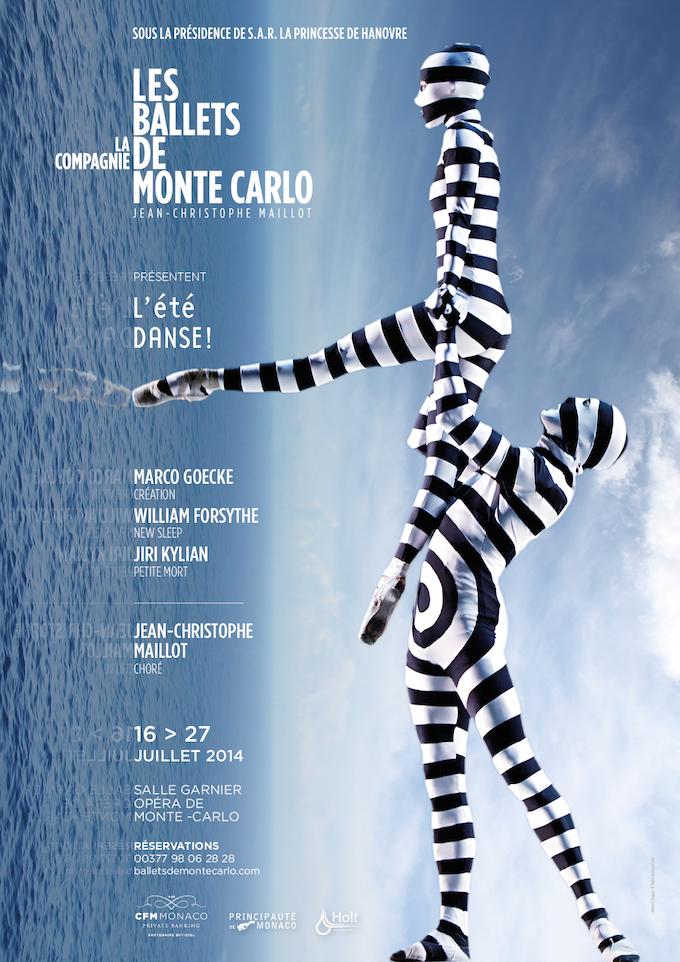 Ballets de Monte-Carlo summer programme