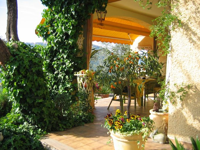 Apricale idyllic villa