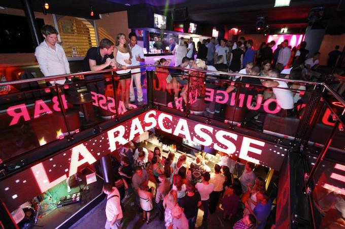 La Rascasse in Monaco