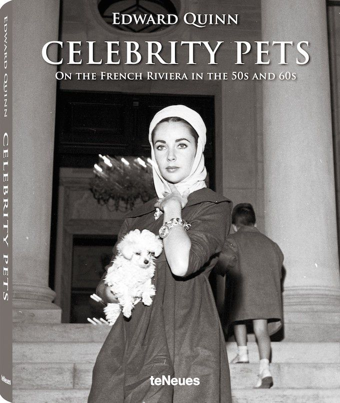 Celebrity Pets by Edward Quinn