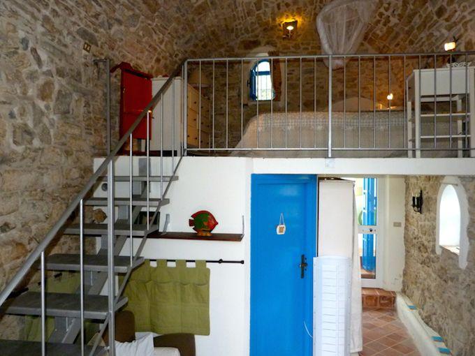 House for sale in Perinaldo in Liguria