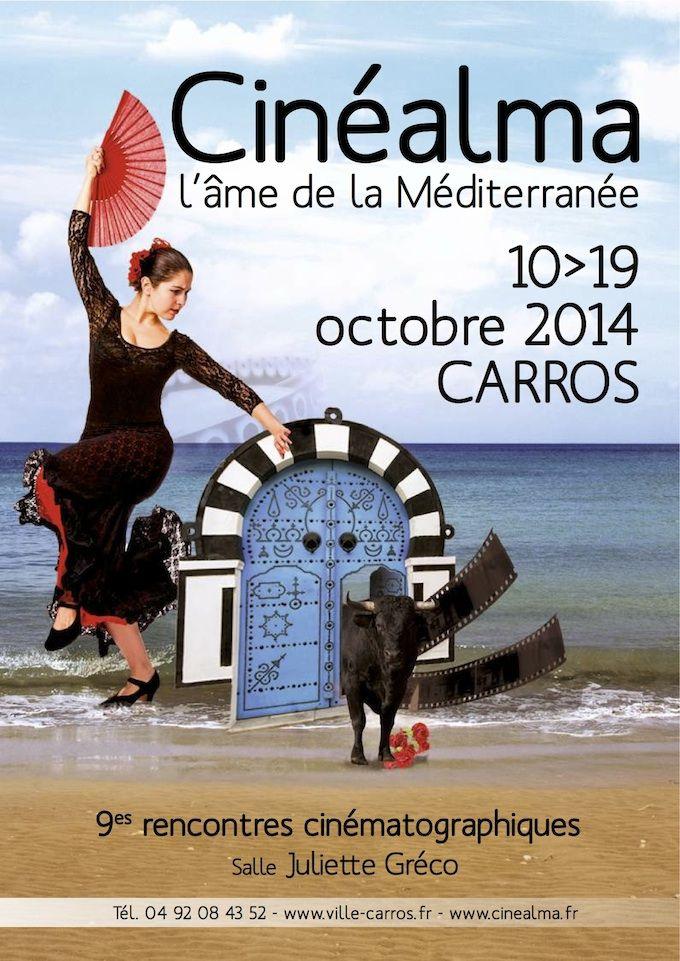 Cinéalma 2014 in Carros featuring Spanish film