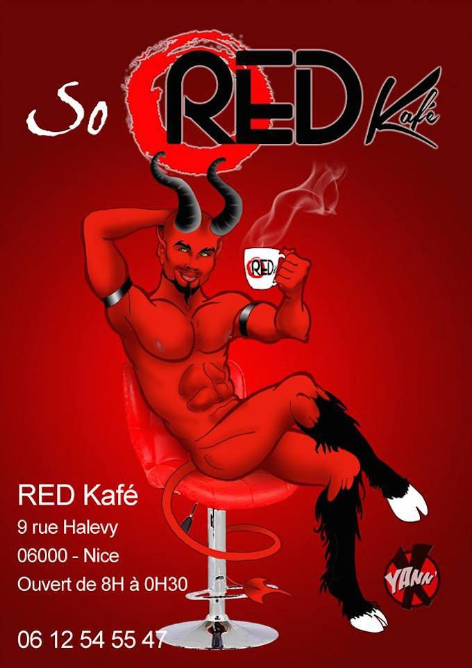Red Devil from Red Kafé in Nice