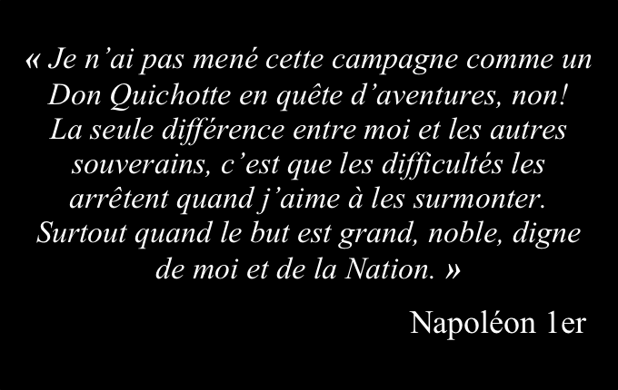 Quotation by Napoleon