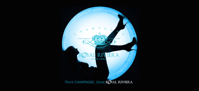 Check out Royal Riviera Monte-Carlo Champagne