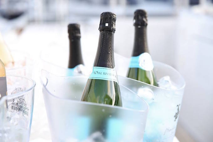 Royal Riviera Monte-Carlo Champagne on ice
