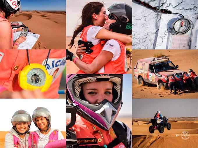 Rallye Aicha des Gazelles 2015