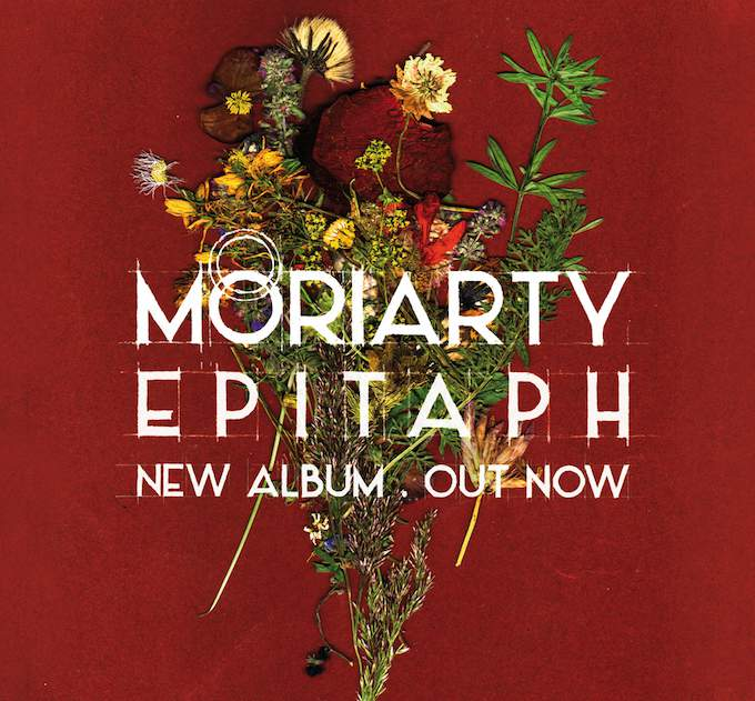 Moriarty Epitaph cover