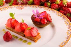 Plat Dessert Fraises 2015