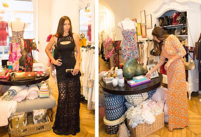 Check out the Queen Bee Boutique in Beausoleil