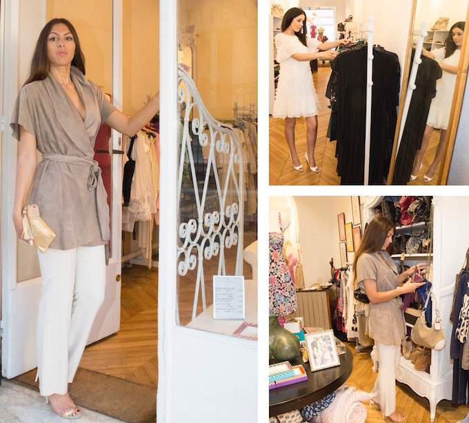 Home of Style at Queen Bee Boutique in Beausoleil