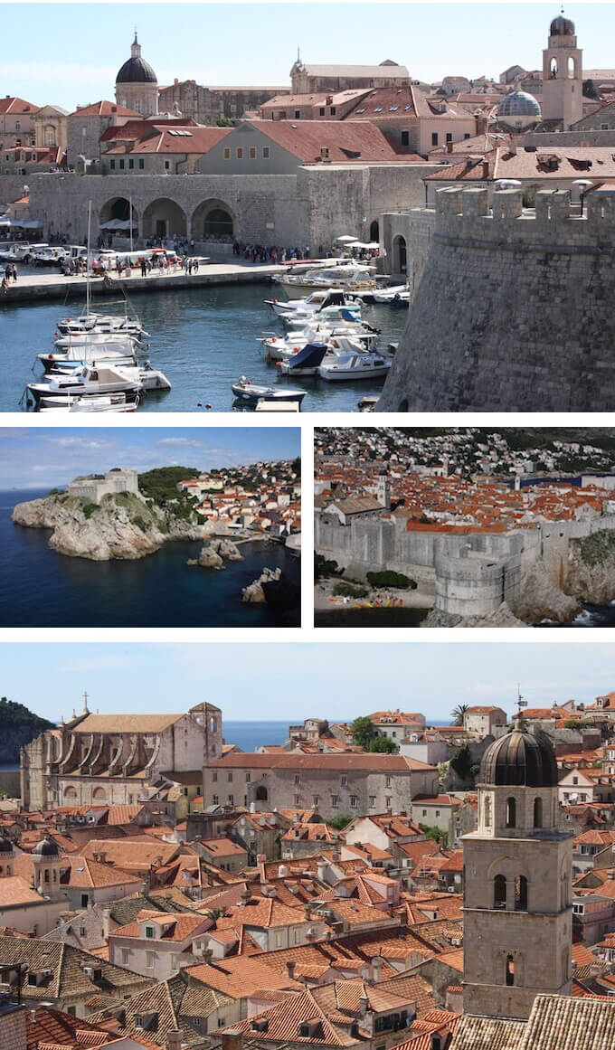 Dubrovnik home to the Game of Thrones © Florence Dubosc