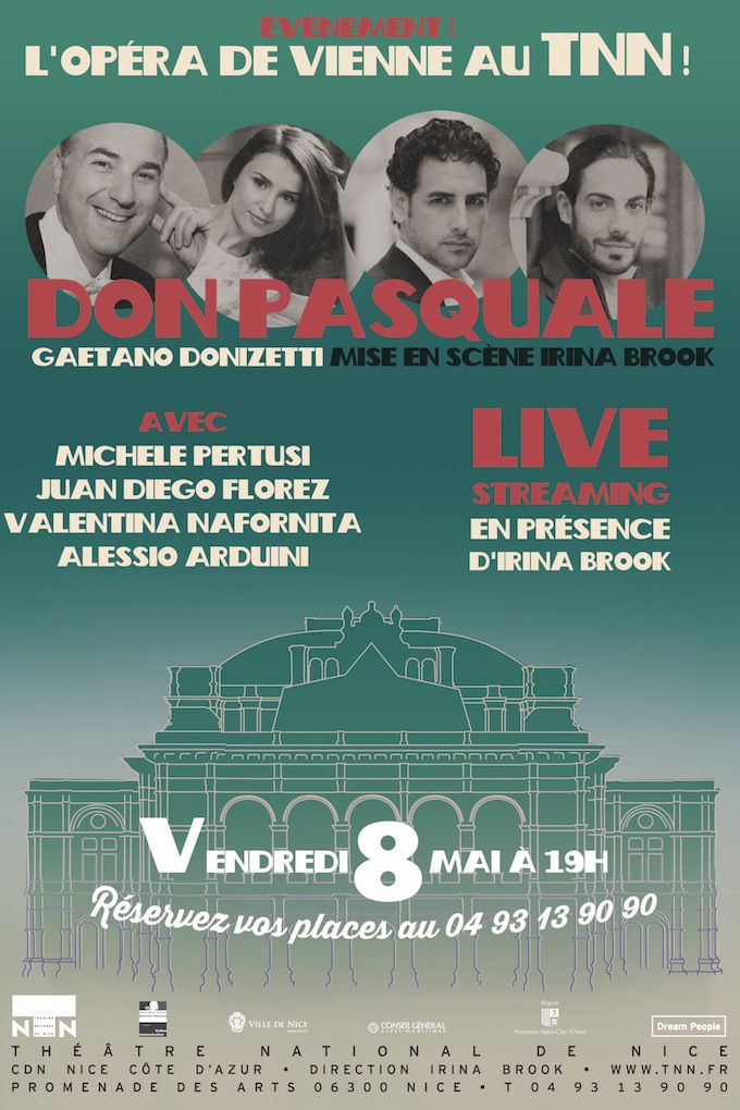 Don Pasquale TNN poster