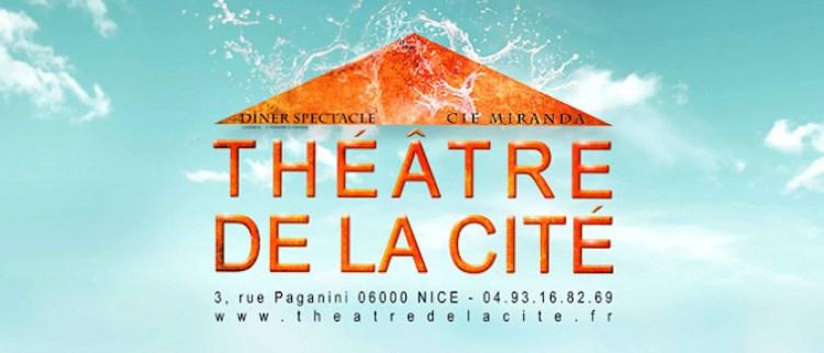 Théâtre de la Cité logo